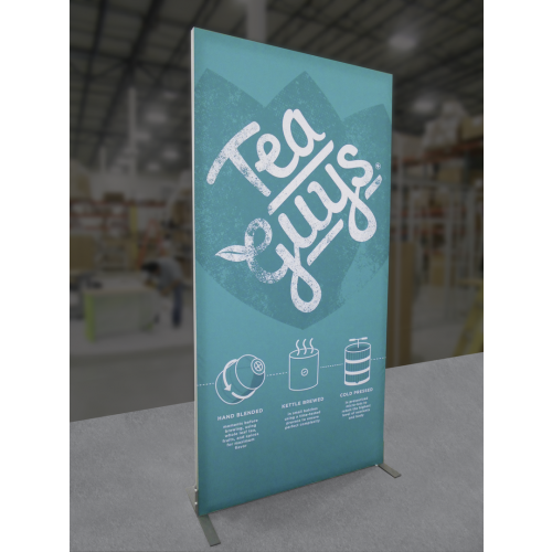 Vector Frame Rectangle 02 Fabric Banner Display