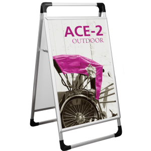 Ace 2 Outdoor Sign